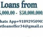 HAPPY LOAN OFFER APPLY TODAY BY CONTACT US ON